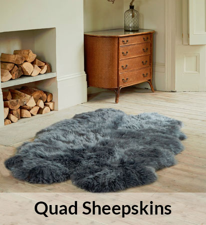 Quad Sheepskins