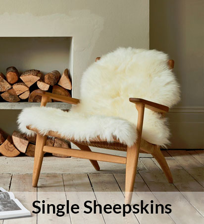 Single Sheepskins