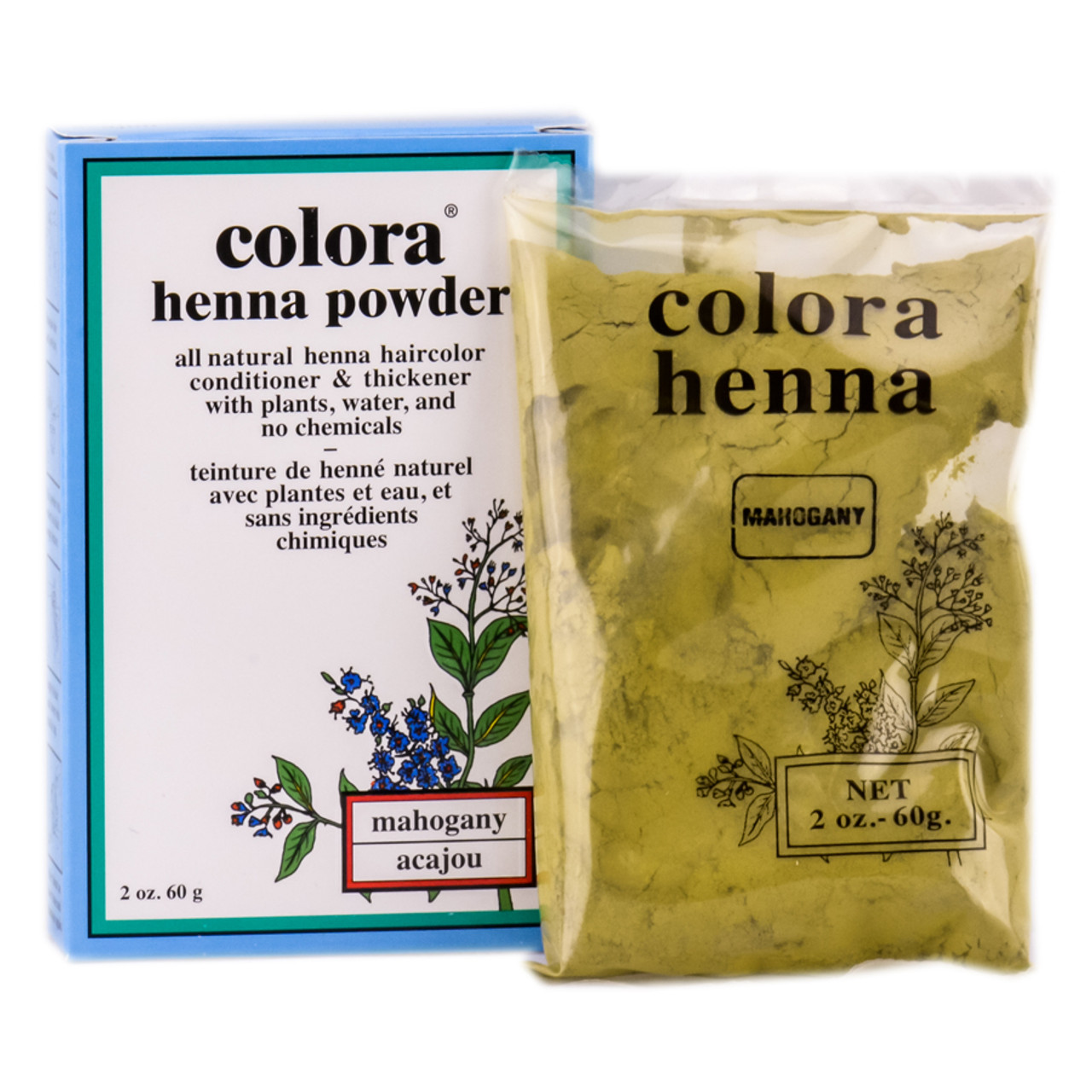 Colora Henna Natural Hair Color Review