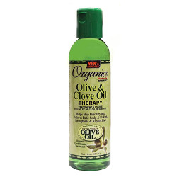 Africa's Best Olive & Clove Oil Therpy 6 oz