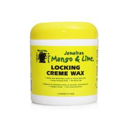 Jamaican Mango & Lime Locking Creme Wax 6 oz