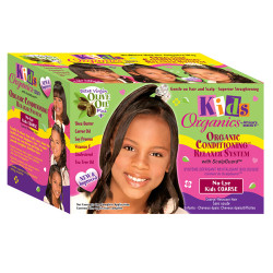 Africa's Best Kids Organics Natural Conditioning No-Lye Relaxer System Coarse