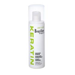 One 'n Only Brazilian Tech Keratin Smoothing Shampoo 8.5 oz