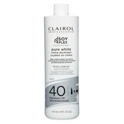 Clairol Pure White Creme Developer 40 Maximum Lift, 16 oz