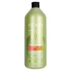 Redken Curvaceous High Foam Lightweight Cleanser 33.8 oz