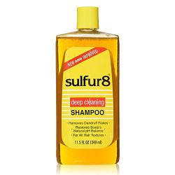 Sulfur 8 Deep Cleaning Shampoo 11.5 oz