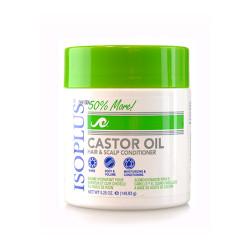 Isoplus Castor Oil Hair & Scalp Conditioner 5.25 oz