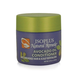 Isoplus Natural Remedy Avocado Oil Conditioner 4 oz