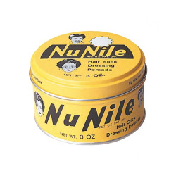 Nu-Nile Hair Slick Dressing Pomade 3 oz