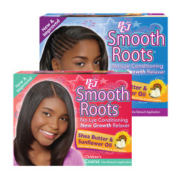 Luster's PCJ Smooth Roots No-Lye Conditioning New Growth Relaxer
