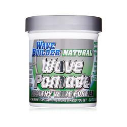 Wave Builder Natural Wave Pomade Healthy Wave Former 3.2 oz