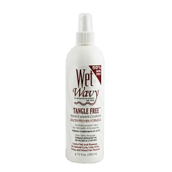 Wet-n-Wavy Tangle Free Vitamin E Leave-In Conditioner 8 oz