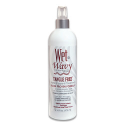 Wet-n-Wavy Tangle Free Vitamin E Leave-In Conditioner 16 oz