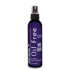 Bonfi Natural Oil Free Wig Shine 8 oz