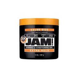 Let's Jam Condition & Shine Gel Extra Hold 14 oz