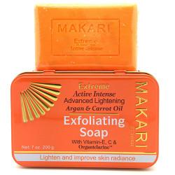 Makari Extreme Argan & Carrot Oil Exfoliating Soap