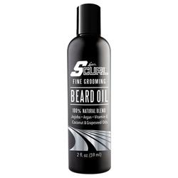 Luster's Scurl Fine Grooming Beard Oil 2 oz