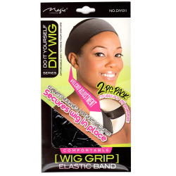 Magic DIY Wig Grip, Elastic Band DIY011