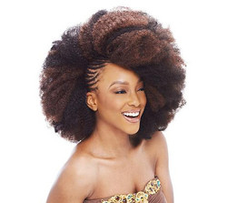 "Femi 2X Afro Soul Bulk 24"", 2 in 1 Value Pack"