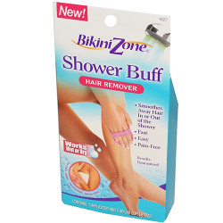 Hair Off Hair Shower Buff Hair Remover