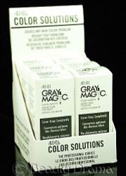 ARDELL Gray Magic Cover Gray Color Additive Bulk Pack