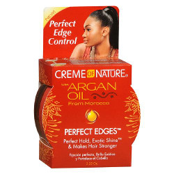 Creme of Nature Argan Oil Perfect Edges Edge Control Hair Gel
