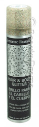 Jerome Russell Glitter Spray For Hair & Body Multi Color