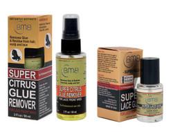 BMB Super Lace Glue Adhesive & Super Citrus Glue Remover For Lace Wigs