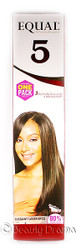 MODEL MODEL Equal 5 Elegant Layer  5PCS High Heat Synthetic Hair Weave