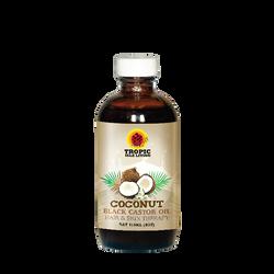 Tropic Isle Living Coconut Jamaican Black Caster Oil 4 oz