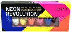OPI Neon Revolution