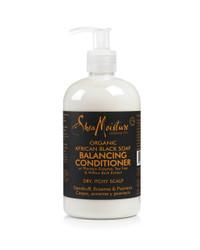 Shea Moisture African Black Soap Balancing Conditioner 13 oz