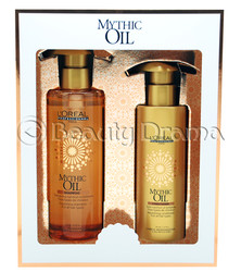 Loreal Professional MYTHIC OIL Shampoo and Conditioner Gift Set