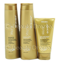 Joico K-Pak Shampoo, Conditioner & Reconstructor Repair Damage Gift Set