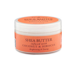 Shea Moisture Shea Butter Infused with Coconut & Hibiscus 4 oz