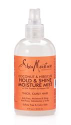 Shea Moisture Coconut & Hibiscus Hold & Shine Moisture Mist 8 oz