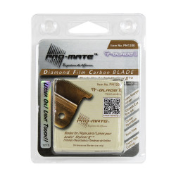 PRO-MATE PM1200 T Blade fits Andis Styliner II