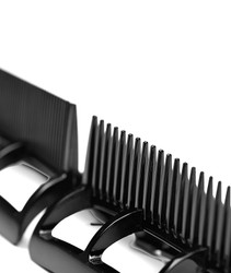 Red by Kiss 2 piece comb set, pik5