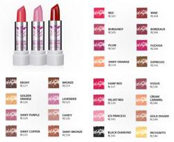 Ruby Kisses Color Design Lipstick, RLS