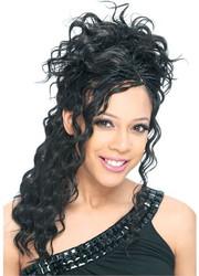 "MODEL MODEL Pose Loose Deep Bulk 18"" Human Hair MasterMix Braiding"
