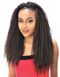 MODEL MODEL Equal Brazilian Curl Bulk Synthetic Braiding Hair