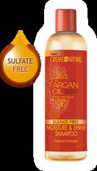 Creme of Nature Argan Oil from Morocco Moisture & Shine Shampoo 12 oz