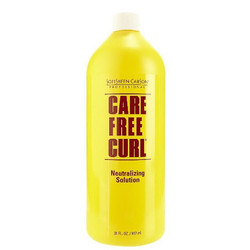 Softsheen Carson Care Free Curl Neutralizing Solution
