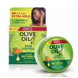 Organic Root Stimulator Olive Oil Edge Control Hair Gel