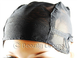 Dream Deluxe Multi-Use Weave Cap Adjustable - Black