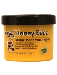 Ampro Honey Beez Stylin' Beez Wax Gold