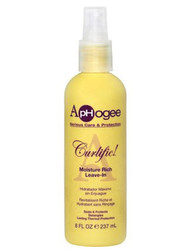 Aphogee Curlific Moisture Leave-In 8 oz