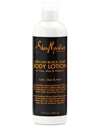 Shea Moisture African Black Soap Body Lotion 13 oz