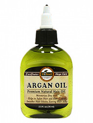 Sunflower Premium Natural Hair Oil Argan Oil 2.5 oz