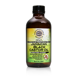DNA Jamaican Black Castor Oil Extra Dark 4 oz